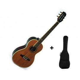 Акустична китара с калъф NXT PARLOR NA SET