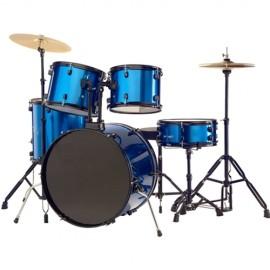 Комплект барабани Stagg TIM122B BL