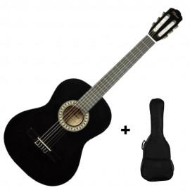 Класическа китара комплект с калъф CG100-BK