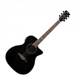 Електро-акустична китара Eko NXT A100CE See THROUGH BK