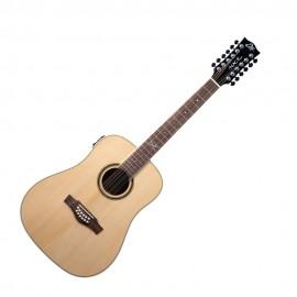 Електро-акустична китара Еко NXT D100E XII NATURAL
