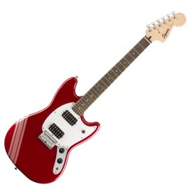 Squier Limited Edition Bullet Mustang HH in Competition Red  електрическа китара