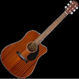 Електро-акустична китара Fender CD-60SCE