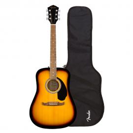 Акустична китара Fender FA-125 с калъф
