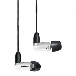 SHURE AONIC 3 White - In-ear слушалки