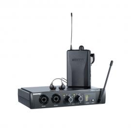 Мониторна система in-ear SHURE PSM200 + слушалки SE112