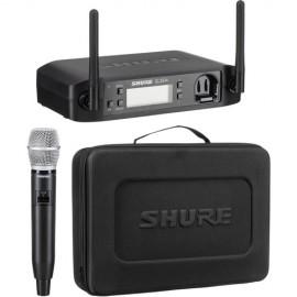 SHURE GLXD24E/BETA87A-Z2 дигитален вокален безжичен кондензаторен микрофон