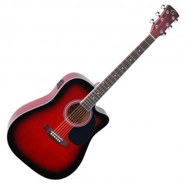 Електор акустична китара Yellowstone DNCE- RDS