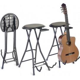 Столче със стойка за Китаристи Stagg GIST-350