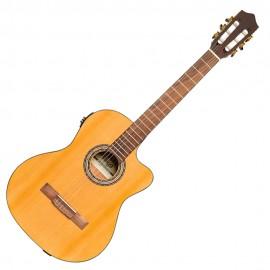 Озвучена класическа китара Stagg SCL60 TCE−NAT