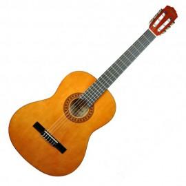 Класическа китара с калъф FLAME CG100 4/4 NT SET