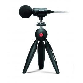 MV88+VIDEO KIT - микрофон за интервюта, подкаст и видео клипове за мобилни устройства