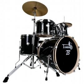 Комплект акустични барабани с хардуер Tamburo T5P20BSSK