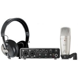 Аудио интерфейс Behringer U-PHORIA STUDIO PRO
