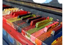Многото цветове на пианото