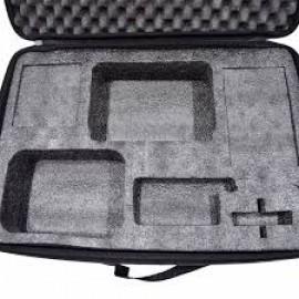 95E16526 - мек преносим куфар за SHURE инструментални системи bodypack