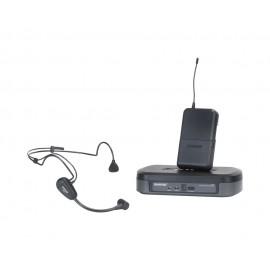 SHURE BLX14E B98 безжичен микрофон щипка