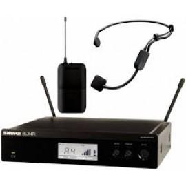 SHURE BLX14RE/P31 - безжичен микрофон за вграждане в рак с хедсет PGA31