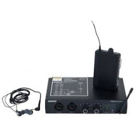 Мониторна система SHURE със слушалки SE112