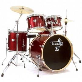 Комплект акустични барабани с хардуер Tamburo T5P20RSSK