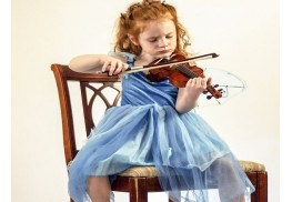 Музикален инструмент според характера на детето
