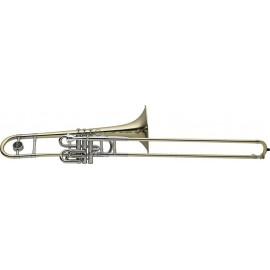 Тенор слайд тромбон с пистони 77-TVS