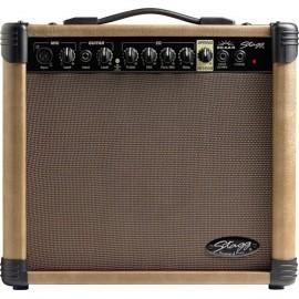 Усилвател за електро-акустична китара комбо 20AA R