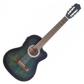 Озвучена класическа китара STAGG C546TCE-BLS