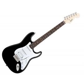 SQUIER BULLET with tremolo HSS BLK Електрическа китара