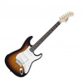 Affinity Stratocaster Brown Sunburst електрическа китара