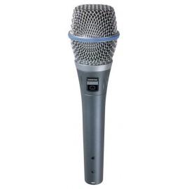 SHURE BETA 87C кондензаторен вокален микрофон