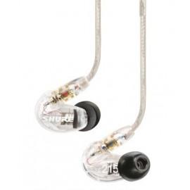 Слушалки тип тапи SHURE SE215-CL in ear