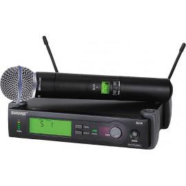 SHURE Безжична микрофонна система SLX24E/BETA58