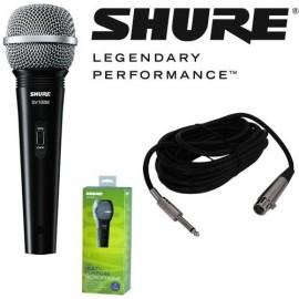 SHURE SV100 Кабелен Динамичен Микрофон