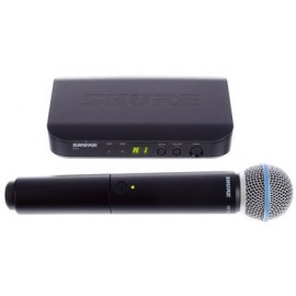 SHURE Вокален Безжичен Микрофон BLX24E/B58