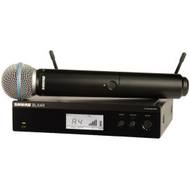 SHURE BLX24RE/B58 Вокален Безжичен Микрофон