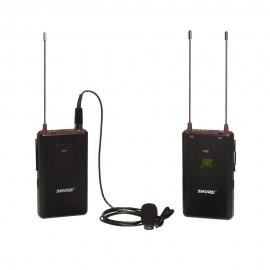 SHURE FP15/83 - lavalier брошка микрофон за камера