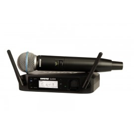 SHURE GLXD24E/B58 Безжичен микрофон