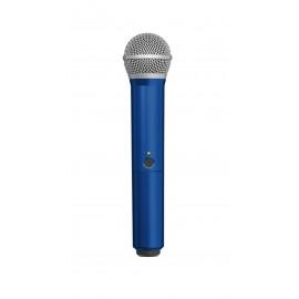 SHURE WA712-BLU - цветен корпус за безжичен микрофон SHURE BLX PG58 - СИН