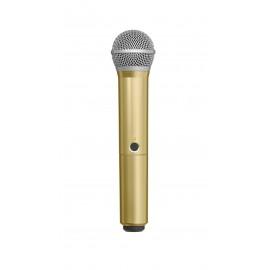 SHURE WA712-GLD - цветен корпус за безжичен микрофон SHURE BLX PG58 - ЗЛАТИСТ