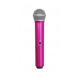 SHURE WA712 PNK Цветен Корпус за Безжичен Микрофон SHURE BLX PG58 - РОЗОВ