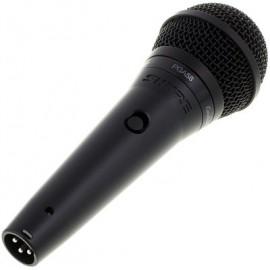 SHURE PGA58-XLR динамичен кабелен микрофон