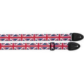Колан за китара STE FLAG UK