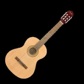 Класическа Китара Fender FC-1 Nat