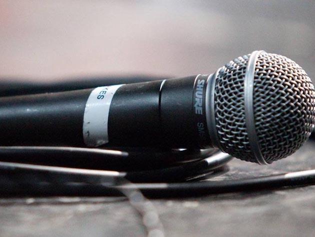 Mикрофон за пеене: Shure SM58