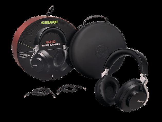 Shure AONIC 50 – слушалки за истинско музикално блаженство