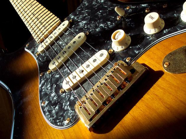 6 факта за китарите, които вероятно не знаехте