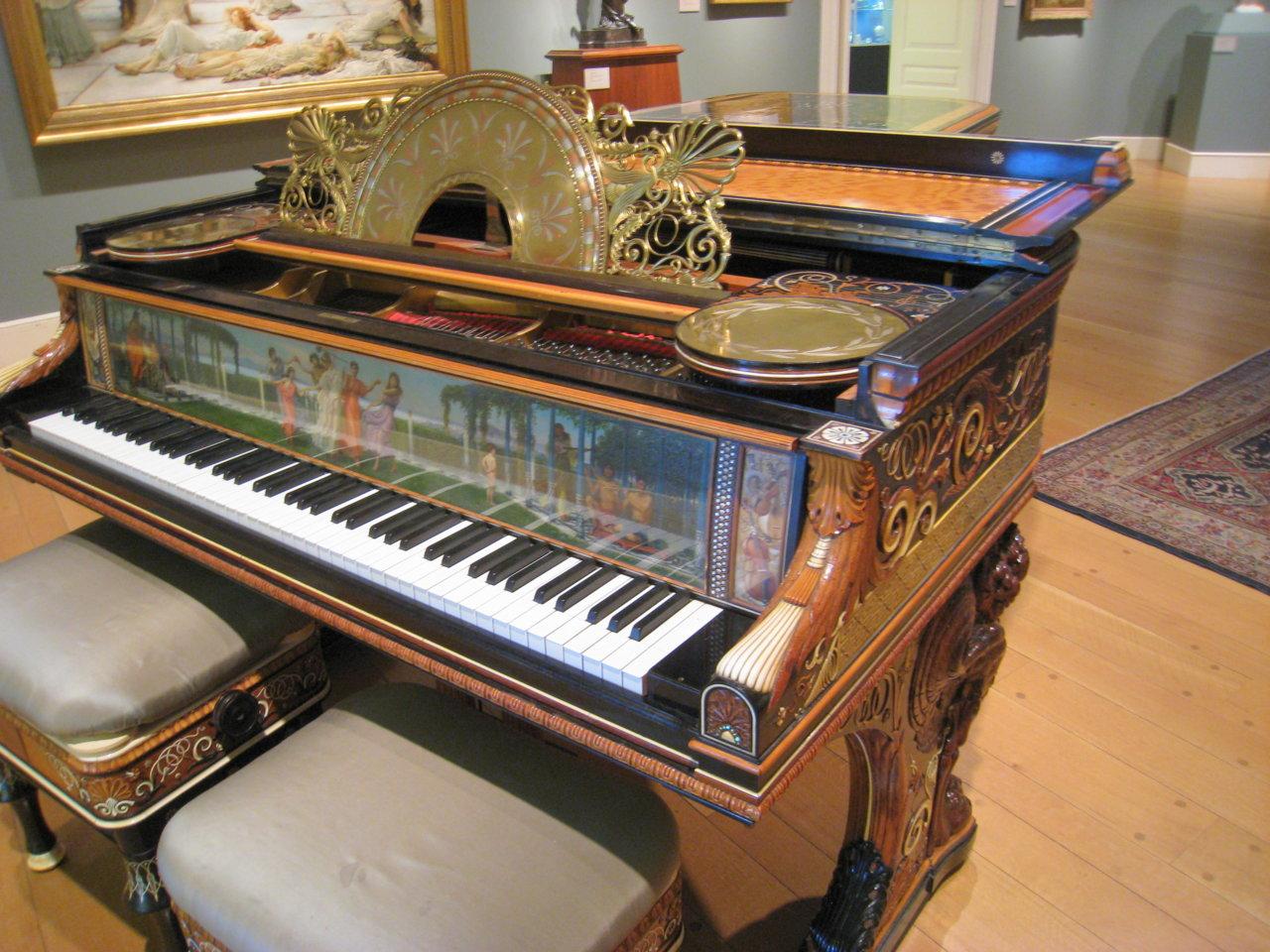 8-те най-скъпи пиана в света (Част 1)