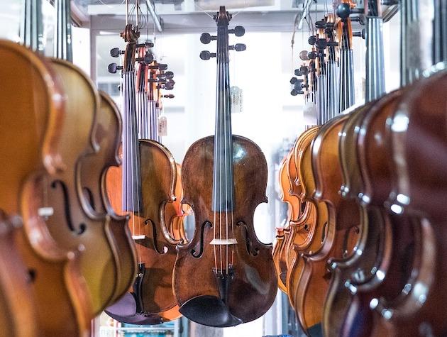 14 музикални цитата от цигулари за цигулари