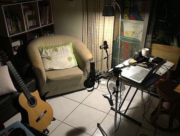 Звукозаписно студио у дома в 9 стъпки